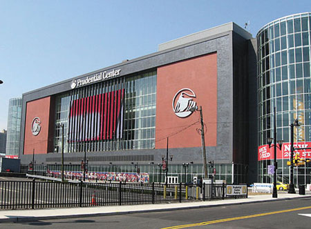 Prudential Center, Newark, New Jersey