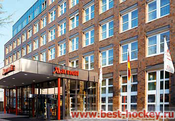 Cologne Marriott Hotel 5*